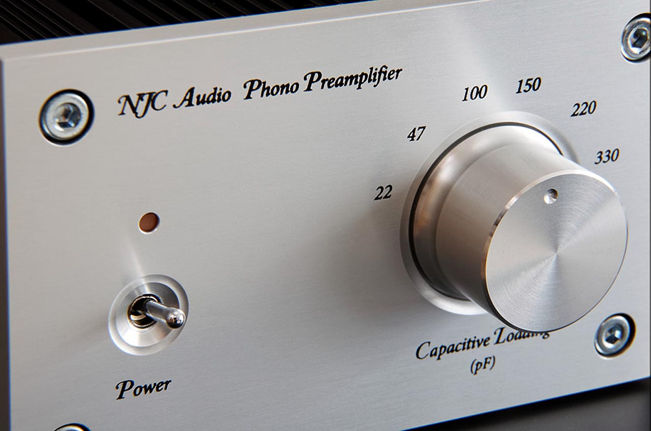 Phono Stage\preamp for Moving Magnet Cartridges